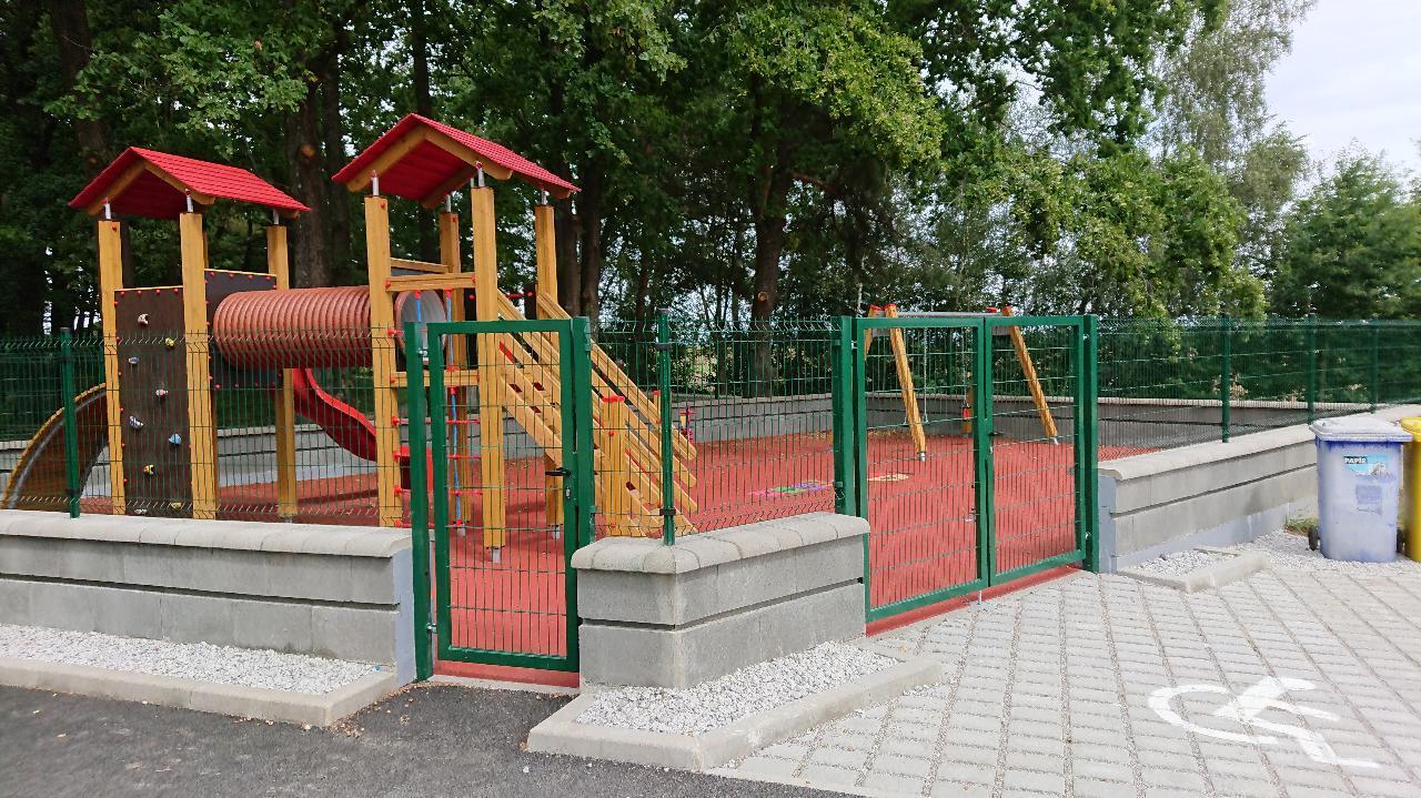 """Stavba sportovního areálu """"Dubné"""""""